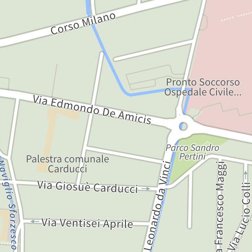 Piazza Ducale, 27029 Vigevano - Prezzi mq, costo metro quadro ...